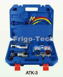 Tool Kit with tubing tool and manifold