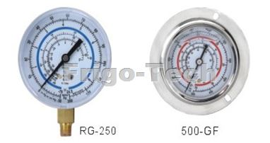Pressure and Compound Gauge