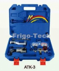 Tool Kit with  manifold and tubing tool